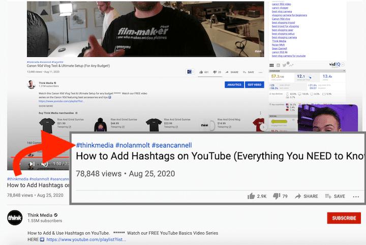 8 conseils référencement youtube